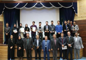 "The 11th ""Festival of Harekat"" in the University of Maragheh:  the Students' Scientific Accomplishments"